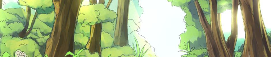 森背景彩色2