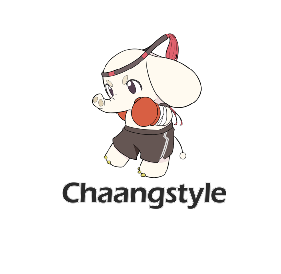 Chaangstyle公式キャラクター