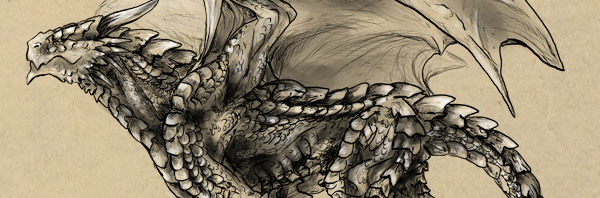 Rawr! How to Draw an Anatomically Correct Dragon