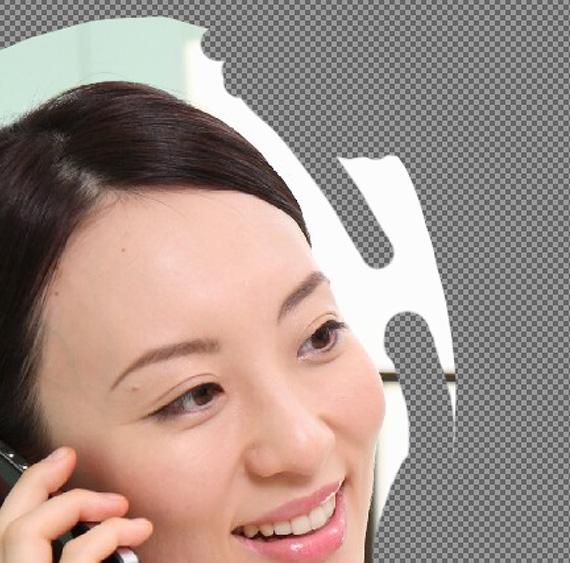 【Photoshop】ペンタブレットで写真を切り抜く方法